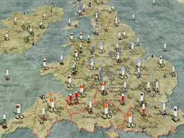 Viking Map Viking Invasion Mod For Britannia Campaign Page 4