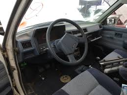 nissan van interior junkyard find 1987 nissan stanza wagon the truth about cars