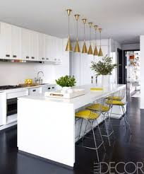 elle decor kitchens 40 best kitchen island ideas kitchen islands