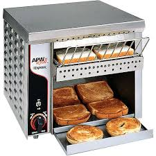 Bread Toasters Shop All Bread Types Conveyor Toasters Countertop Cooking At Kirby
