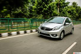 honda brio small car for honda brio facelift first drive report find new u0026 upcoming cars