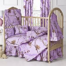 Swinging Crib Bedding Sets Realtree Ap Lavender Camo 6 Crib Set Other