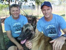 belgian shepherd kzn day 1 courageous mountaineers start hiking for kruger k9 u0027s
