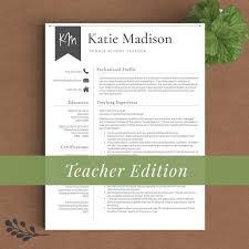 13 best teacher resume templates images on pinterest resume
