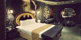 batman hotel room in taiwan is all you need for a good u0027knight u0027s