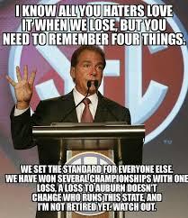 Alabama Football Memes - best 25 alabama memes ideas on pinterest alabama football