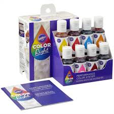 color right food coloring system wilton