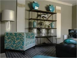Turquoise Curtains For Living Room Living Room Gray And Turquoise Colors Gray And Turquoise Living