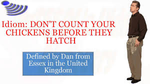 Count Your Chickens Before They Hatch Meaning Idiom Don T Count Your Chickens Before They Hatch