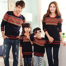wholesale family clothes for stripe