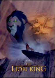 lion king alternate dvd cover darthmaul1999 deviantart