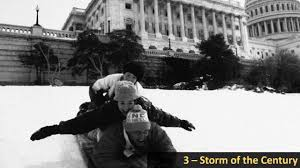 Worst Snowstorms In History 5 Of The Worst Blizzards In U S History Youtube