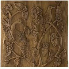 zspmed of carved wood wall for your home design ideas