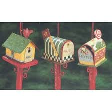 whimsical mailbox ornaments 86131 1st class treasures