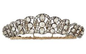 tiaras for sale tiara pearl lots to top christie s london sale