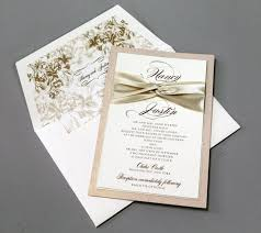 wedding invitations with ribbon outstanding wedding invitations with ribbon to design your own