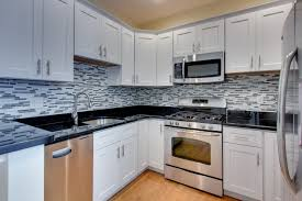 home design best off white kitchen cabinets with granite