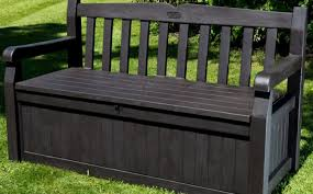 bench potting bench plans stunning outdoor wood storage bench 12