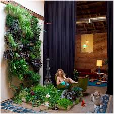 decorations cool indoor wall garden design with wall mounted