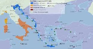 Ottoman Trade Progress Post 1 The Concurrent Network Of Venice And Ottoman