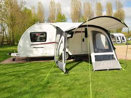 Kampa Awnings Reviews Kampa Fiesta Air Pro 280 Practical Caravan