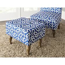 10 spring street preston trellis chair blue walmart com