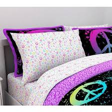 Girls Peace Sign Bedding by 7 Best Peace Sign Kid Rooms Images On Pinterest Peace Signs