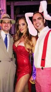 Roger Rabbit Halloween Costume Jessica Rabbit Burlesque Gown U0026 Shoes Costumes
