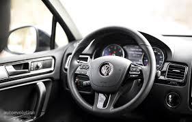 2015 volkswagen touareg review autoevolution