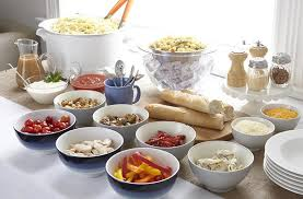 plan a pasta buffet p g everyday p g everyday united states en