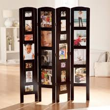 accordion room dividers amazon com memories photo frame room divider 4 panel