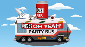 party bus clipart party bus by lebedevartem 3docean
