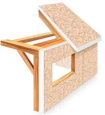 post and beam frame with sip sips structurally insulated panels