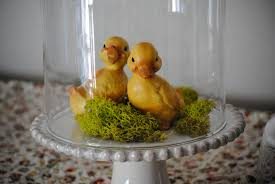Easter Glass Decorations by 10 Creative Ways To Decorate With Cloches Making Lemonade