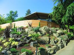 Rock Garden Seattle Cool Rock Garden Ideas Method Seattle Mediterranean Exterior