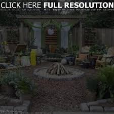Landscaping Backyard Ideas Inexpensive Backyards Gorgeous Simple Backyard Landscape Design Landscaping