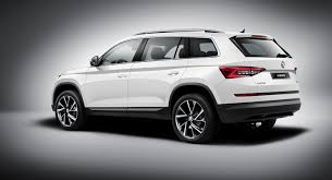 skoda kodiaq 2017 2017 skoda kodiaq seven seat suv revealed australian launch due