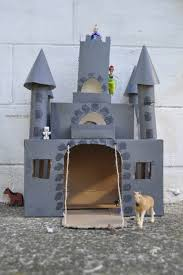 how to make a box castle out of a cardboard box playmatters