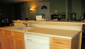 kitchen island sink dishwasher amazing kitchen island with sink and dishwasher the best choice of