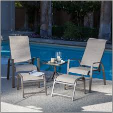 Recliner Patio Chair Reclining Patio Chairs With Ottoman Chairs Home Decorating