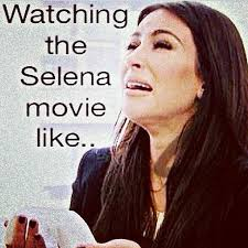 Selena Meme - the queen of tejano has the best fan army to date when they re not