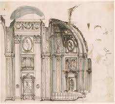 Dynamic Home Decor Networkedblogs By Ninua Giovanni Battista Piranesi 1720 1778 Section Through Choir Of