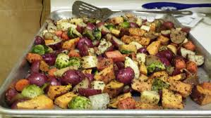 thanksgiving vegetables recipesbnb