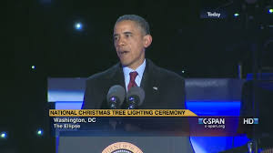 president obama remarks mandela tree lighting c span org