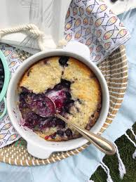 blueberry cobbler fresh summer dessert recipe
