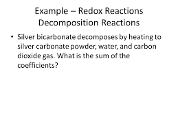 chapter 8 chemical reactions chapter 9 chemical change ppt