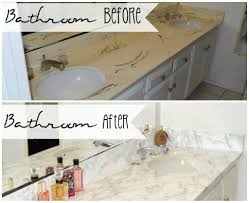 master bathroom marble vanity makeover a spark of creativity