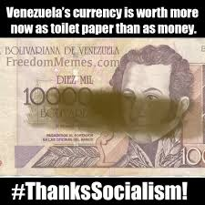 Cash Money Meme - currency is worth more now as toilet paper than as money