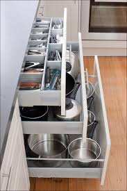 Cabinet Organizers For Pots And Pans Kitchen Silverware Organizer Easy View Cabinet Organizers