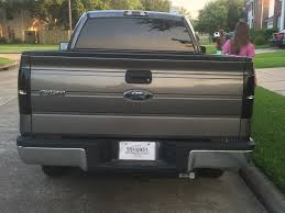 Plasti Dip Smoke Tail Lights Blacked Out My Tail Lights Ford F150 Forum Community Of Ford